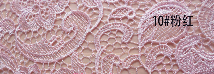 Wholesale shantou Factory Price Fashion African Guipure lace fabric for wedding dress