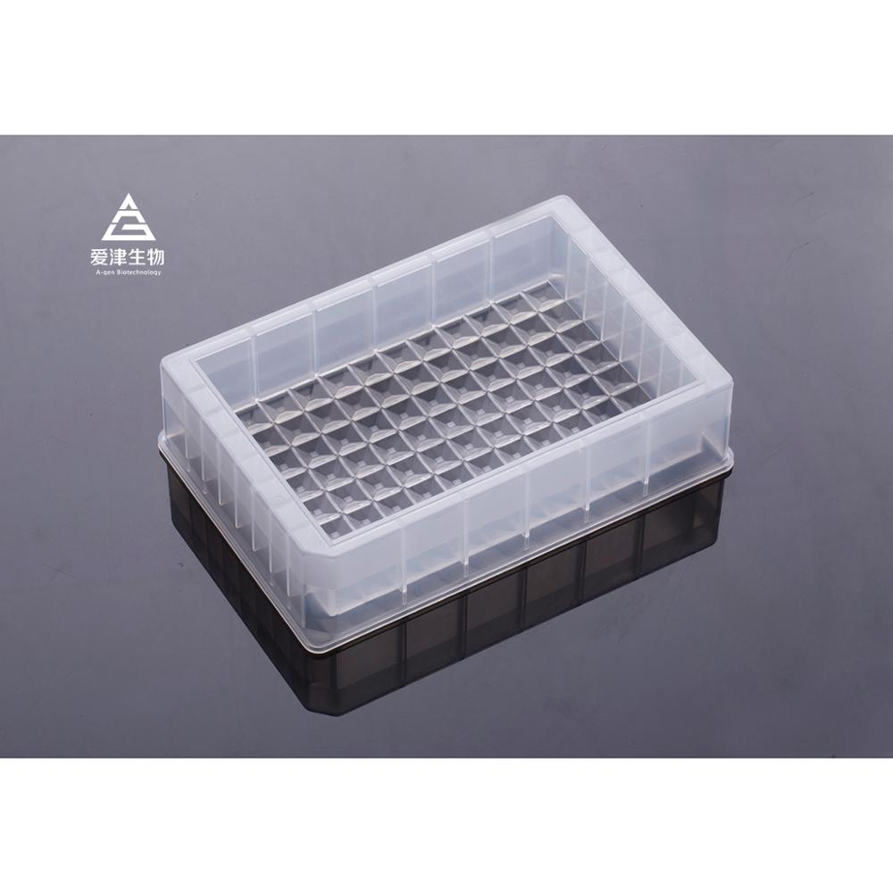 High Quality SBS Standard Polypropylene 96 Channel Troughs Reagent Reservoir RES-SW96-HP
