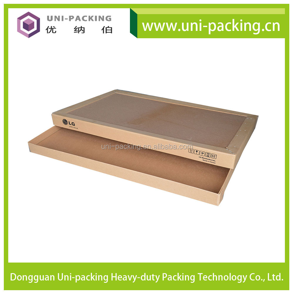 LCD TV display package electronic product corrugated packing box