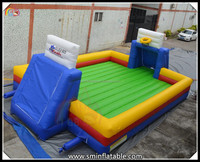 New Design inflatable basketball equipment , inflatable basketball field , inflatable basket ball court
