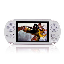 2013 Newest ultrathin 4.0inch HD super portable game player game console