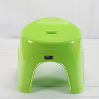 Bathroom kids stackable plastic stool made in China