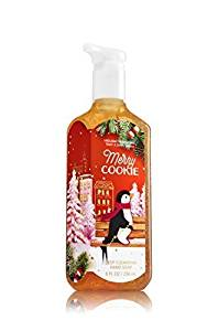 Bath & Body Works Deep Cleansing Hand Soap Merry Cookie