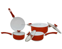 Prestige aluminum ceramic healthy and durable cookware set