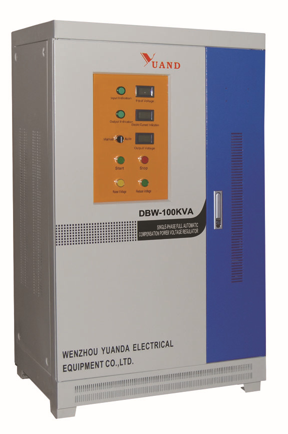 Full Automatic Voltage Stabilizer, Full Automatic Voltage Stabilizer ...