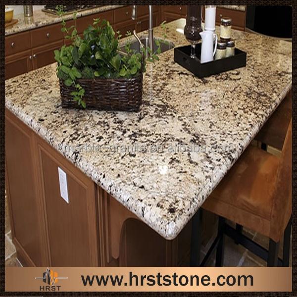 Andino White Granite Kitchen Countertops