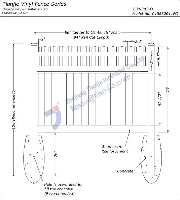 length-of-a-fencing-strip