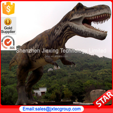 Outdoor Modern Famous Animatronic Mechanical Simulation Dinosaur Model