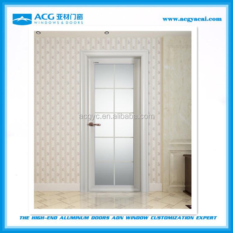 Resistente a la corrosión bajo precio oscilación interior puertas de ...