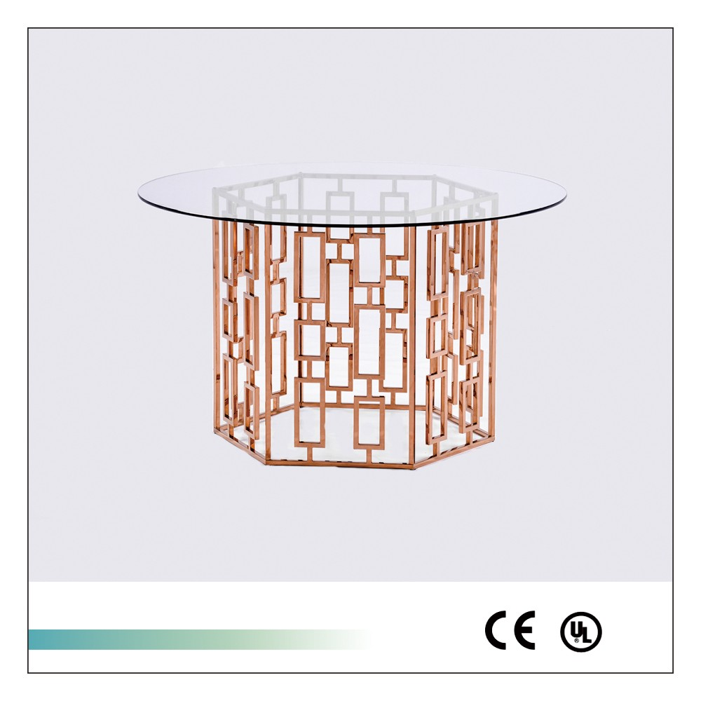 Hexagon Dining Table Hexagon Dining Table Suppliers And - Hexagon glass dining table