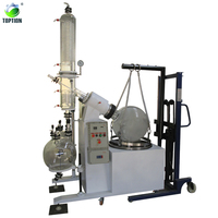 CE / ISO Certified 100L Explosion-proof Vacuum Rotary Evaporator/distillation Equipment