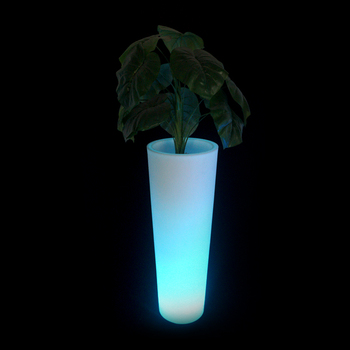 Wholesale Tall Clear Plastic Centerpiece Flower Vases With Led Buy