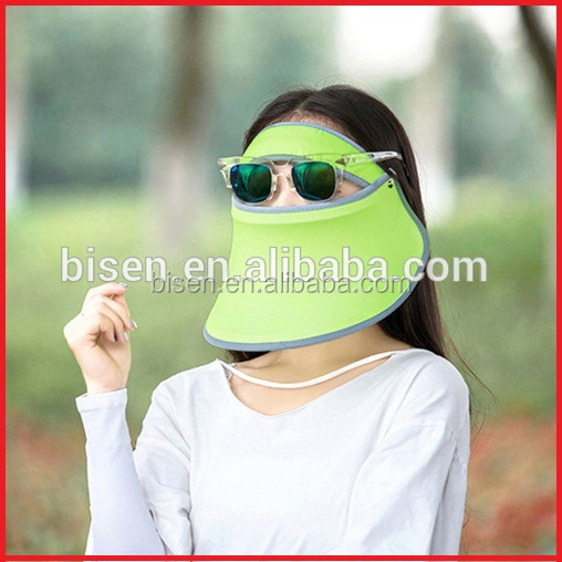 Lady fashion ultraviolet protection sun hat