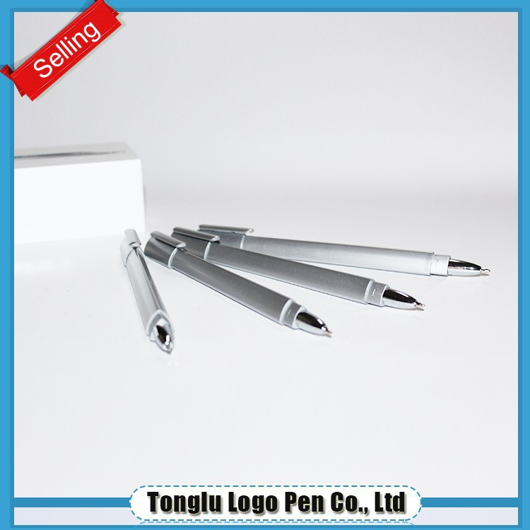 Factory manufacture various metal pen of triangle shape