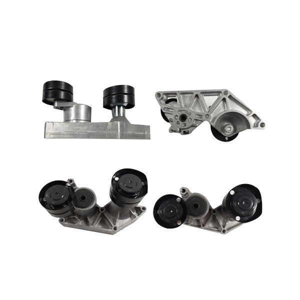Precision casting car truck casting belt tensioner for daf