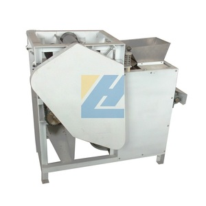 LEHAO wet type peeling machine for peanut chickpea broad bean almond production capacity 150 - 250 kg / h equipment supplier