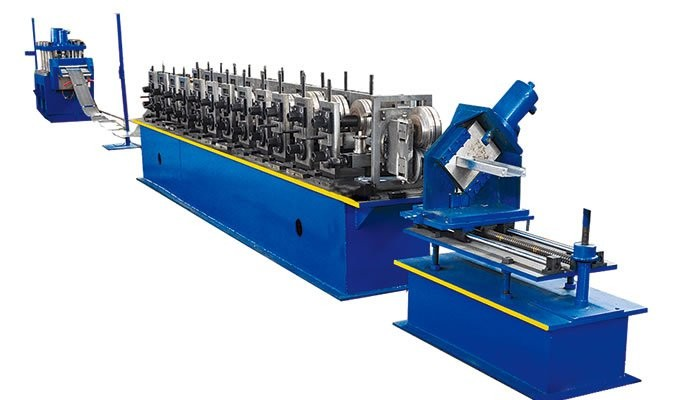 High Speed Metal Stud Roll Forming Machine/Track Making Machine