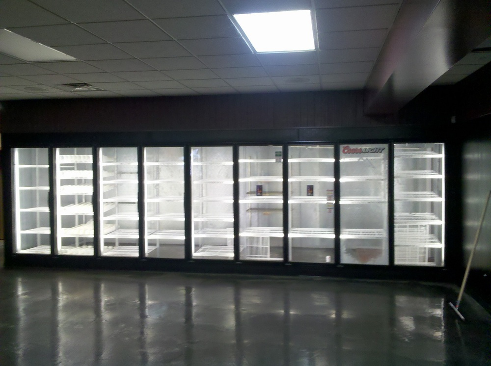 Cold room for cold storage fruits and vegetable