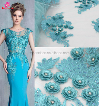 Quel tissu pour robe de soiree