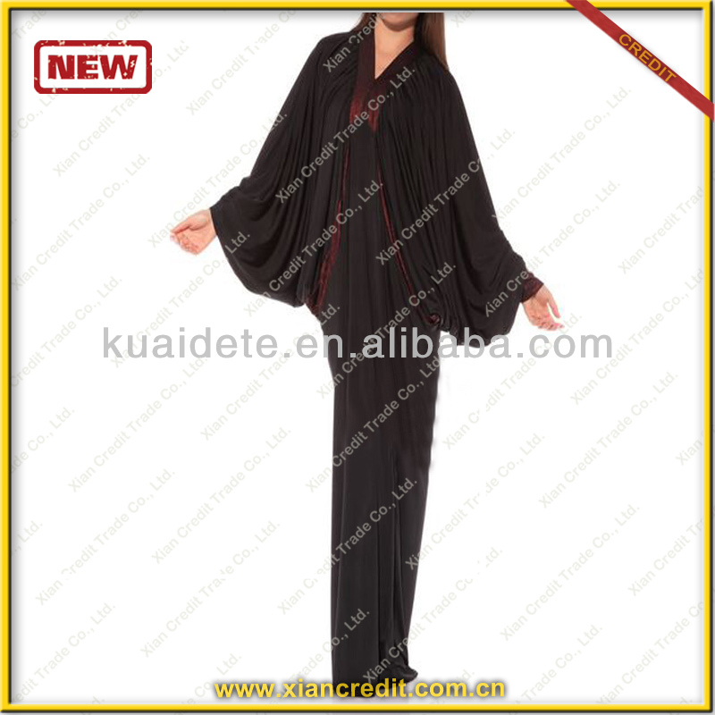 Germany market popular design Abaya butterfly Abaya