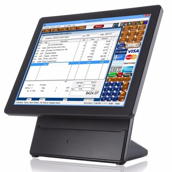 touch screen register systems