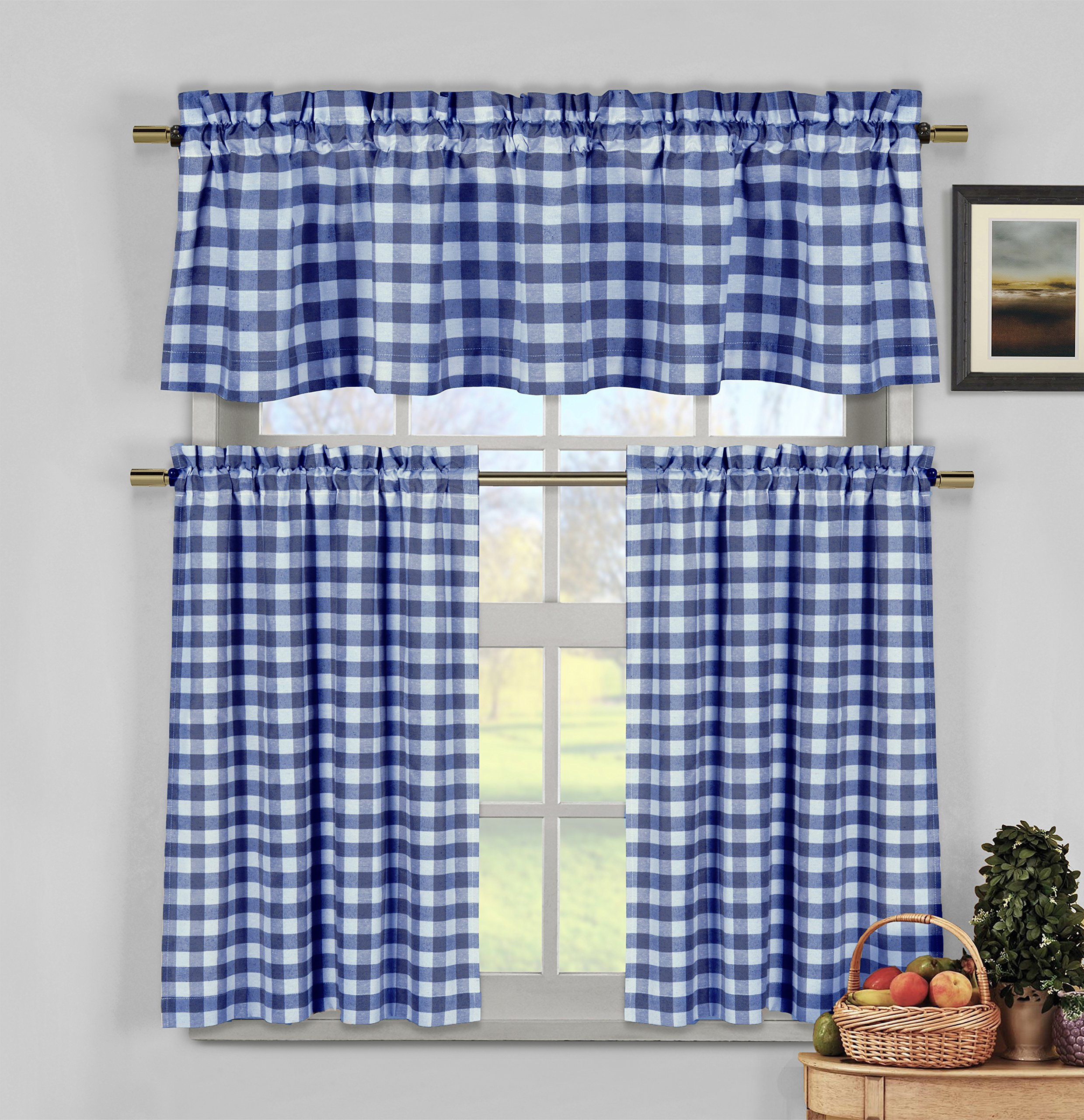 Cheap Red White Kitchen Curtains Find Red White Kitchen Curtains Deals On Line At Alibaba Com