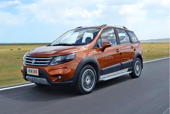 Dongfeng Joyear X5 Suv Car Cheap Family Car Mini Car For Sale Hot