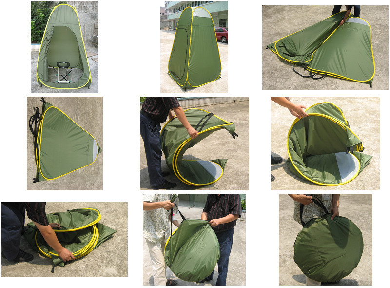 waterproof safe quick portable toilet c&ing Shower Tent & waterproof safe quick portable toilet camping Shower Tent View ...