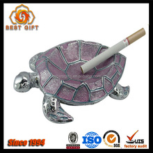 Creative Desk Decoration House Decor Animals Stainless Iron Ashtray