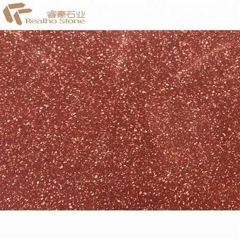 Cheap Price Red Terrazzo Stone Flooring Tile View Terrazzo Stone Realho Stone Product Details From Xiamen Realho Stone Co Ltd On Alibaba Com