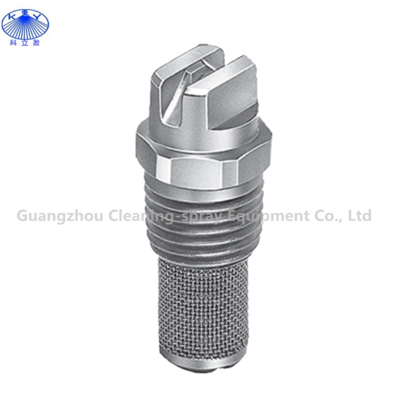 H vv vee jet flat fan nozzle with filter buy