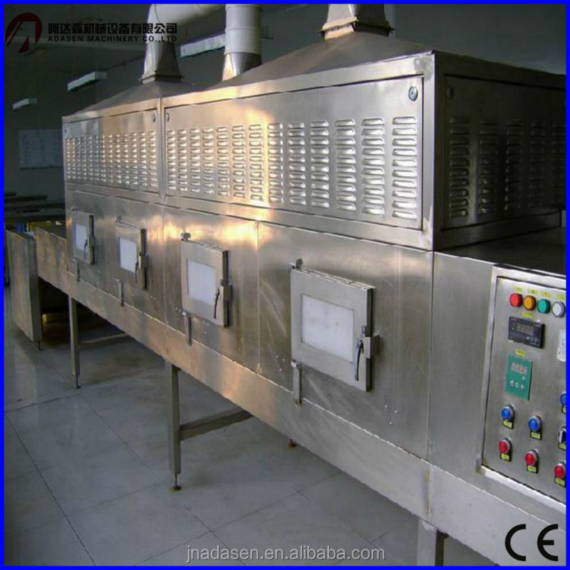 Food grad continuous microwave dryer for grain/nuts/core/rice/wheat/<strong>corn</strong>