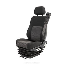 Isri luxe Duty Truck Driver seat voor Scania truck