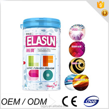 ELASUN Ultra-thin 0.04mm 24pcs latex condoms Thread particles All-round stimulate Lasting insurance Male condoms sex products