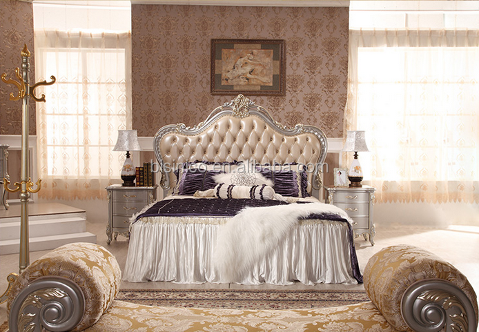 exquisite bedroom set. Bisini Luxury Furniture Bed  Exquisite Bedroom King Size Wooden Set