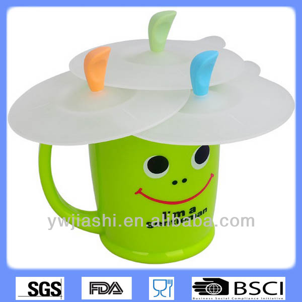 silicone cup cover lid,silicone mug cover