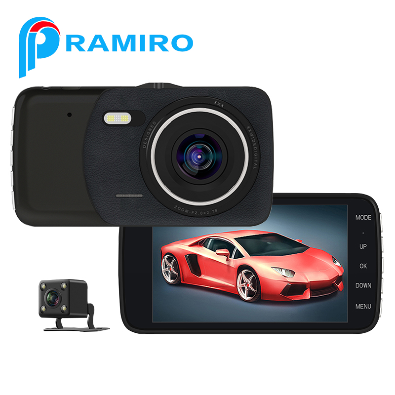 Night vision camera T600 12.0MP 170 degree ultra wide-angle 6G lens dashboard car camera