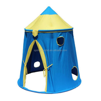 New Style Cotton Yurt Castle Children Kids Play Tent