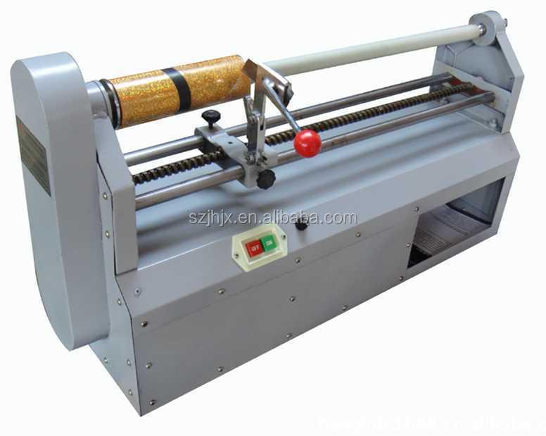 Jh 680 Hot Stamping Foil Film Cutter Foil Cutting Machine