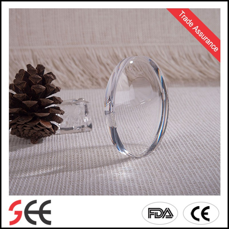 Original authentic 1.591 PC Flat-Top best sale polycarbonate lenses for AR