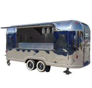 2019 Best quality airstream multifunction churros fast food truck for sale