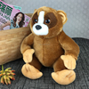 The custom plush slow loris stuffed animal toy