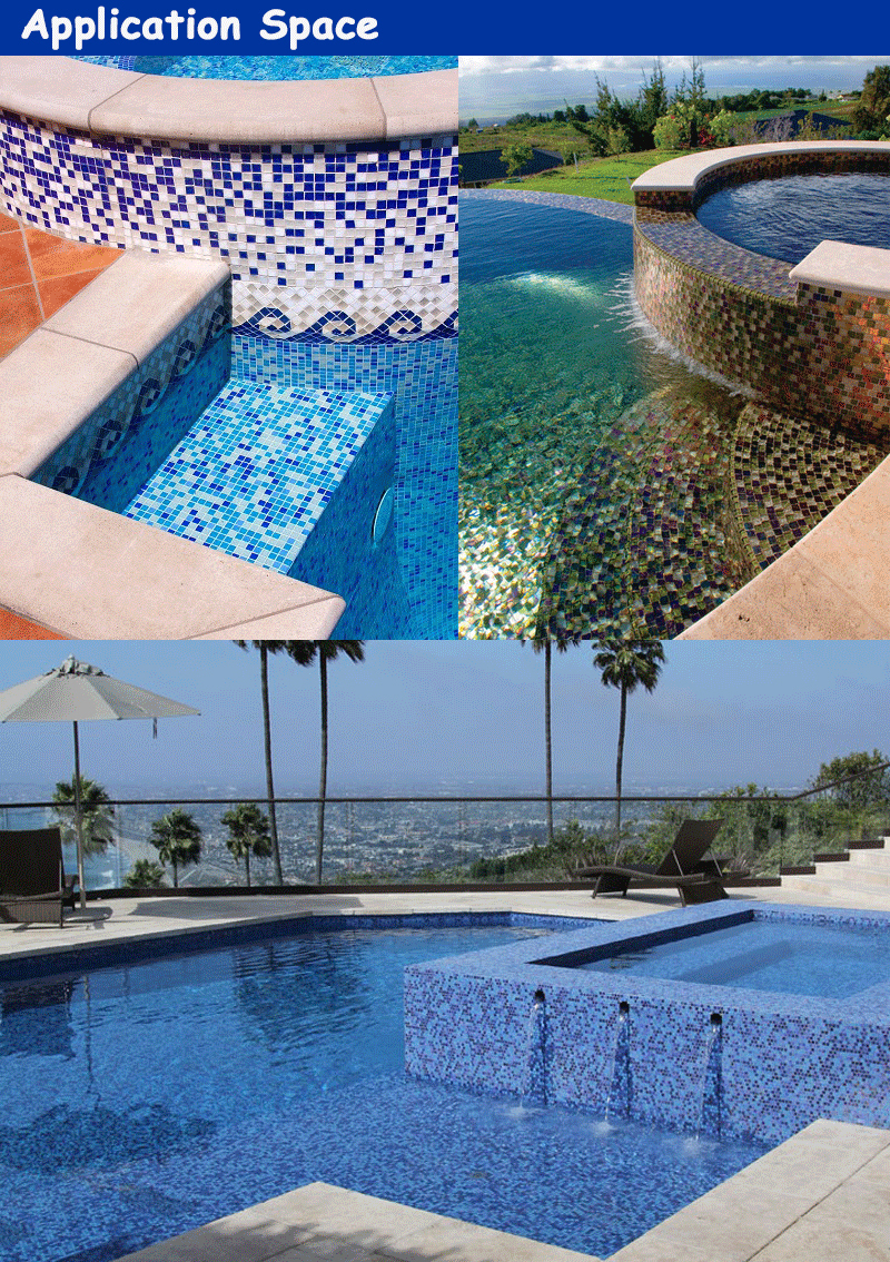 Wholesale Decor Designs Simple Patterns Mosaic Swimming Pool - Buy ...