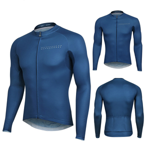 long sleeves cycle jersey bike clothing for men