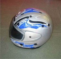 full face helmets of motorcycle