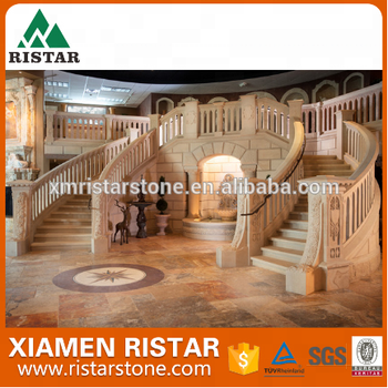Natural Marble Stone Stairs Risers Steps And Baluster   Buy Natural Stone  Stairs,Indoor Stone Stairs Steps,Marble Stone Stairs Product On Alibaba.com