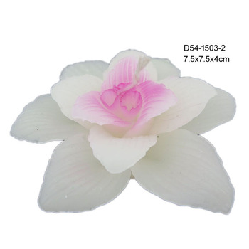Scented Birthday Lotus Flower Tea Light Candles