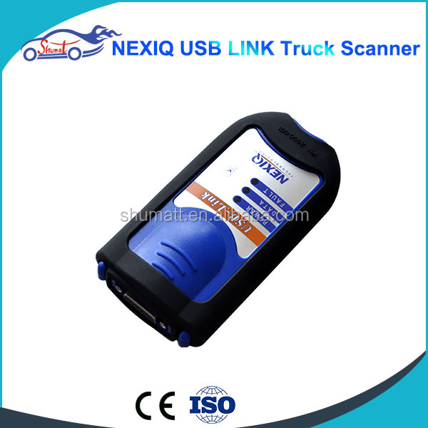 124032 Nexiq USB Link 2 Comm Interface Adapter Truck J1939 J1708 Replaces 125032