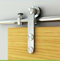TYS2512V Stainless steel Furniture Accessories Sliding Door Hardware Used for Interior Doors Shower Room with Stainless Steel