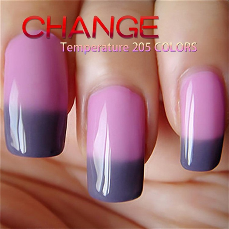 Perfecto verano gel de cambio de temperatura color UV gel esmalte de ...